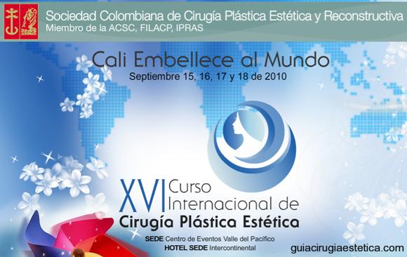 Curso Cirugia Plastica - Cali, Colombia