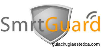 Logo SmrtGuard Aplicación Móvil