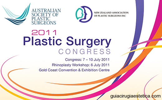 Poster del 2011 Plastic Surgery Congress, Australia