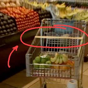 Experimento social sobre los hábitos de compra en supermercados de Las Cruces, Nuevo México.