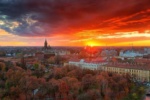 """Timisoara en Rumania es llamada """"pequeña Viena"""""""