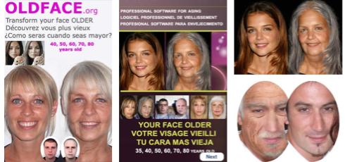 Aplicación Android de envejecimiento - Old Age Face