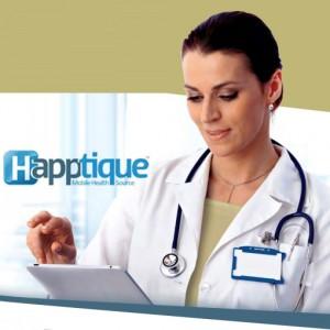 El catálogo Happtique se puede descargar desde iPhone y iPad