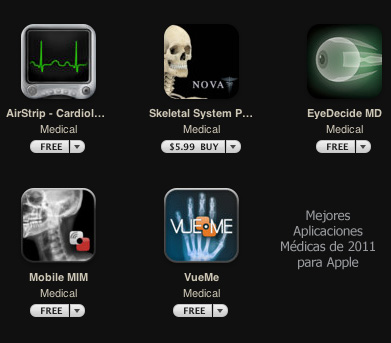 mejores-apps-medicas-iphone-ipad-2011-apple