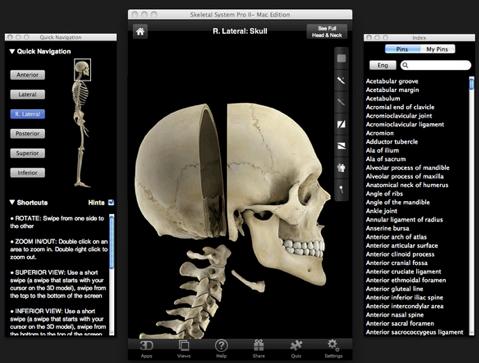 Aplicación fotorealista en 3D