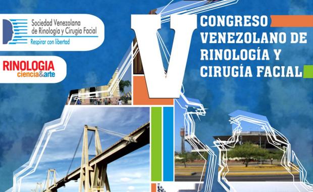V congreso venezolano de rinología y cirugía facial.