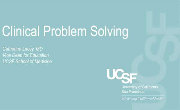 Curso gratuito Solución de problemas clínicos