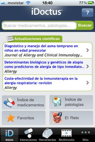 mejores aplicaciones medicas iphone
