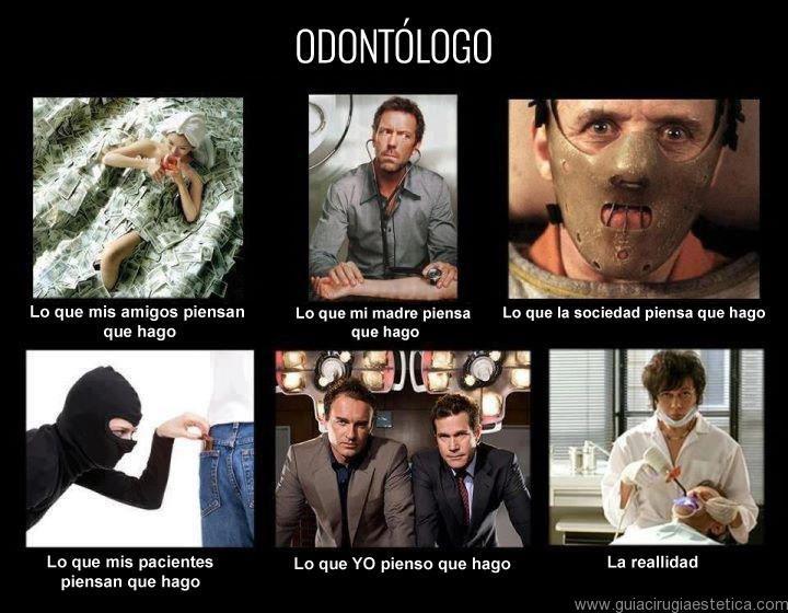 Humor odontologos y dentistas